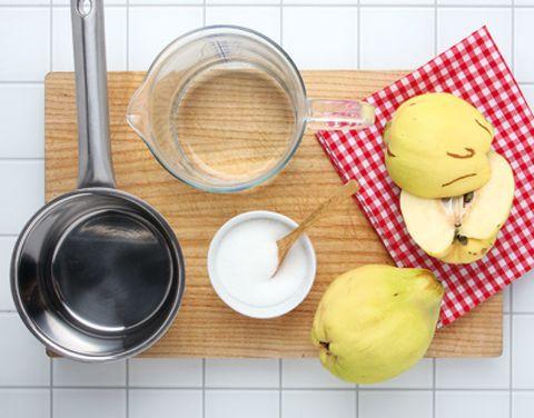 Yellow, Food, Fruit, Ingredient, Produce, Dishware, Kitchen utensil, Serveware, Natural foods, Flour,