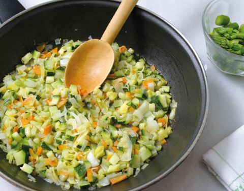 Food, Ingredient, Vegetable, Cookware and bakeware, Produce, Recipe, Salad, Cuisine, Dishware, Cooking,