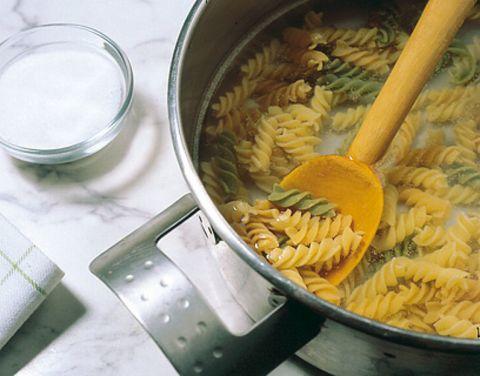 Food, Cuisine, Ingredient, Pasta, Recipe, Fusilli, Produce, Rotini, Staple food, Dish,