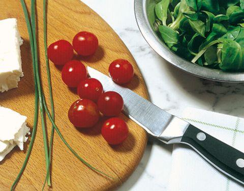 Ingredient, Food, Leaf vegetable, Fruit, Produce, Herb, Kitchen utensil, Dishware, Cherry, Natural foods,
