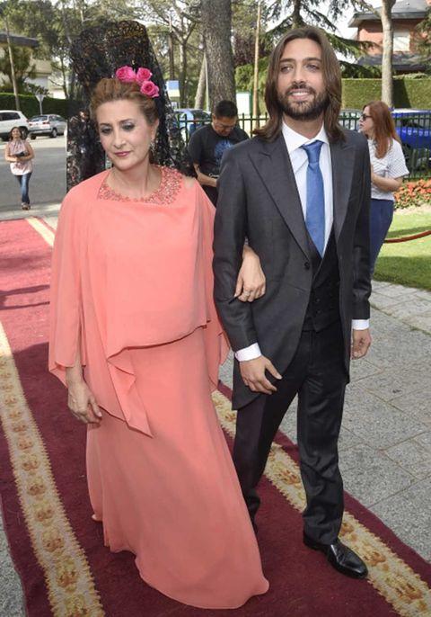 Todas las imágenes de la boda de Sara Verdasco y Juan Carmona