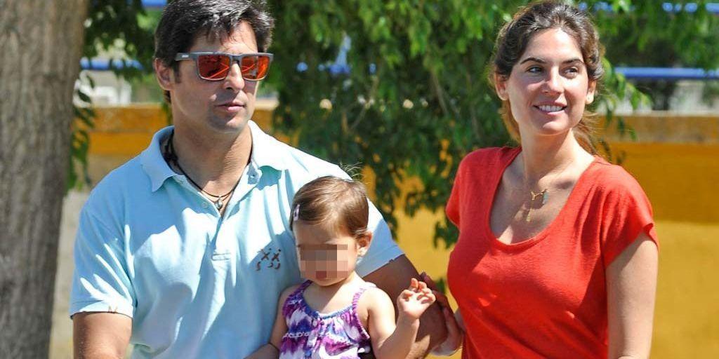 Francisco rivera lourdes montes y su hija carmen una for Hija cayetano rivera