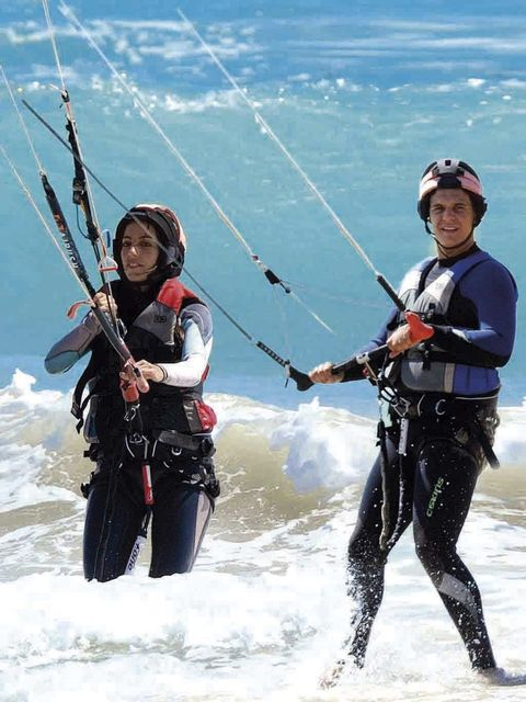 Recreation, Fun, Outdoor recreation, Adventure, Leisure, Extreme sport, Tourism, Windsports, Vacation, Personal protective equipment,