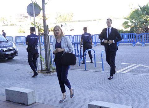 Urdangarín Infanta Cristina