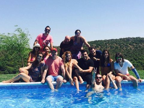 Fun, Smile, People, Recreation, Social group, Leisure, Tourism, Happy, People in nature, Summer,