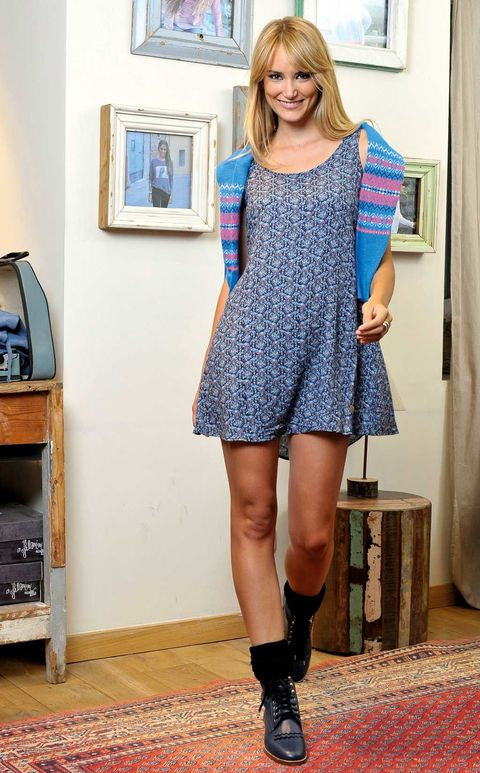 Clothing, Sleeve, Human leg, Shoulder, Dress, Textile, Joint, Boot, Style, One-piece garment,