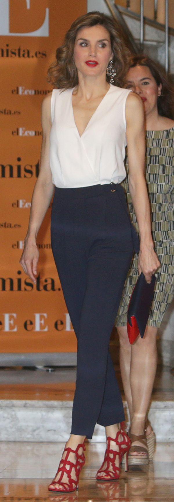 Y Cost' Letizia Otras Del 'royals'Reinas 'low nOw8Pk0