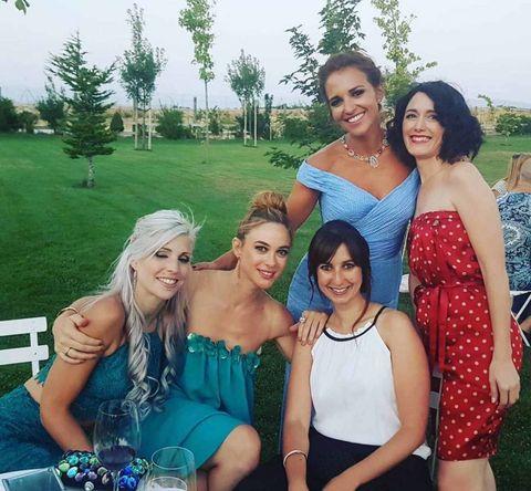 Chicas 'Velvet'