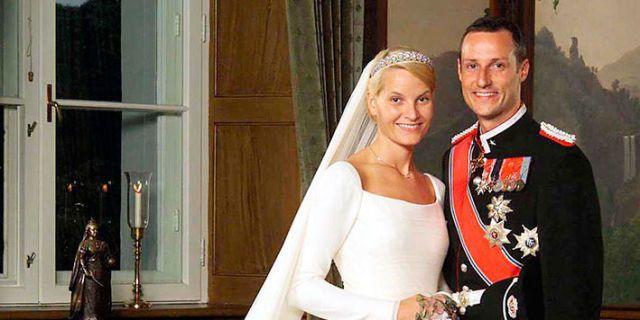 Los momentos que han marcado el matrimonio de Haakon y Mette-Marit ...