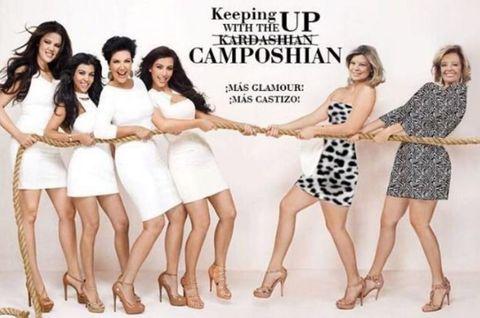 Las Campos Kardashian