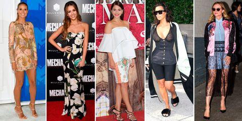 Clothing, Leg, Outerwear, Style, Fashion accessory, Dress, Flooring, Street fashion, Sunglasses, Fashion,