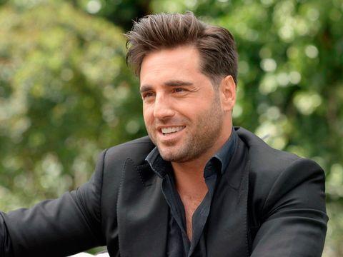 David Bustamante en 'Mi casa es la tuya', programa de Bertín Osborne