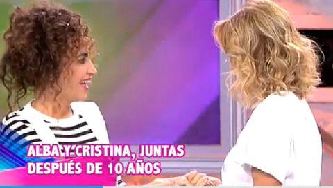 Alba Carrillo en 'Cámbiame'