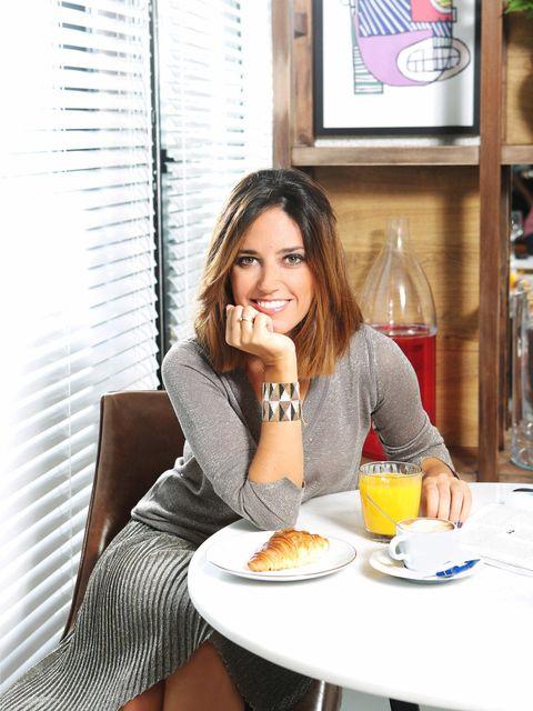 Nuria Marín para 'Gente con estilo', de Diez Minutos