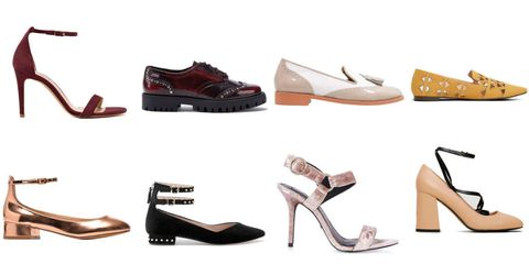 Zapatos para la temporada Otoño-Invierno 2016
