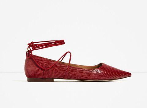 Brown, Product, Red, White, Tan, Carmine, Maroon, Beige, Dress shoe, Ballet flat,