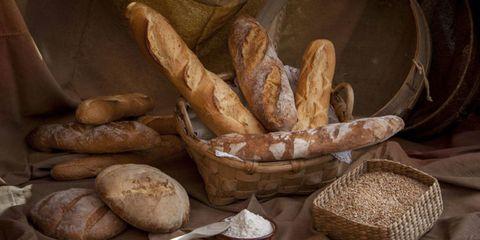 trigo viejo y pan de salvado y diabetes