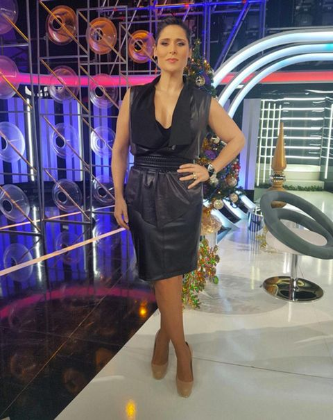 Dress, Electric blue, One-piece garment, Cobalt blue, Cocktail dress, High heels, Day dress, Fashion design, Sandal, Sheath dress,