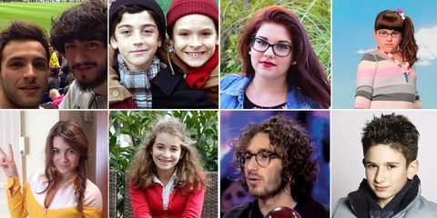 Eyewear, Hair, Head, Nose, Vision care, Glasses, Lip, Smile, People, Hairstyle,