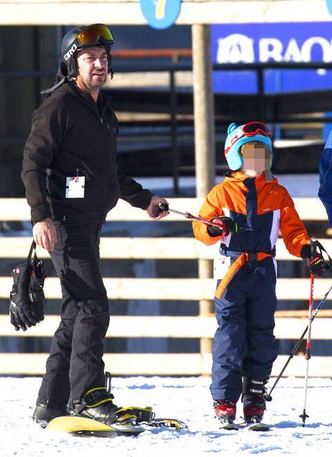 Trousers, Winter, Glove, Personal protective equipment, Jacket, Ski boot, Ski binding, Helmet, Ski Equipment, Ski,
