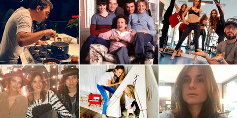 Human, Photograph, Collage, Sharing, Snapshot, Photography, Fedora, Long hair, Makeover, Sun hat,