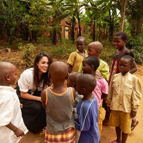People, Child, Community, Adaptation, Youth, Tree, Smile, Event, Village,
