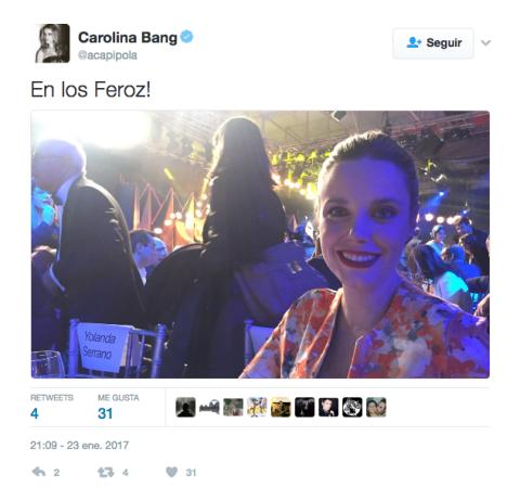 carolina Bang