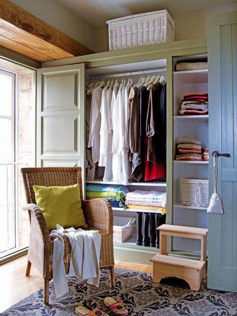 vestidores para renovar tu casa