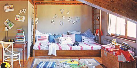 Ideas para decorar un cuarto infantil