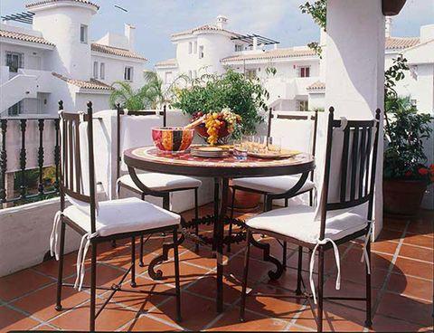 terrazas exteriores decoración
