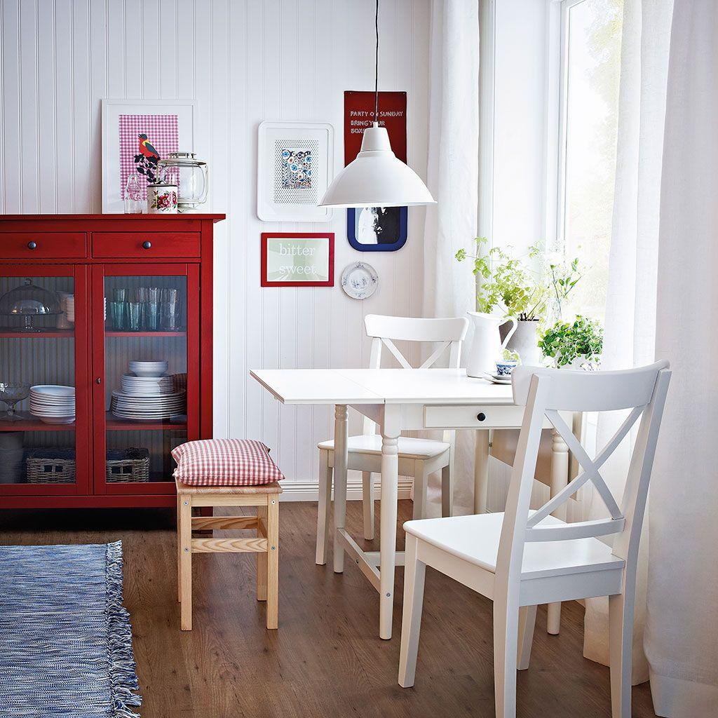 mesa madera colores claros