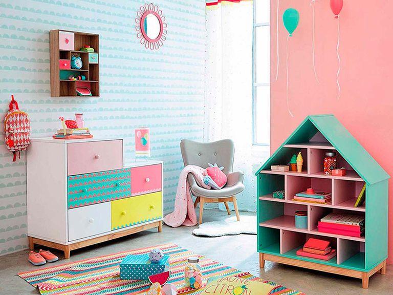 C mo mantener en orden en un dormitorio infantil for Recogida muebles cadiz