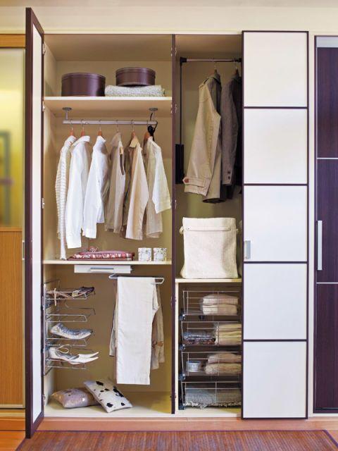 como ordenar los armarios
