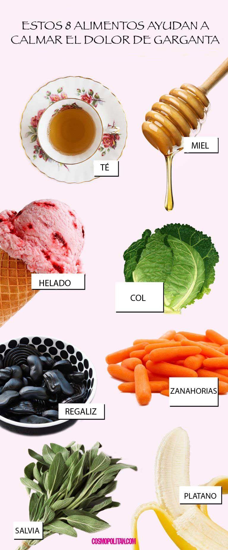 puedo comer helado con amigdalitis