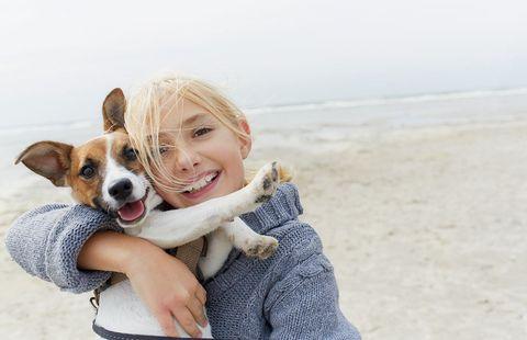 Beneficios mascotas en niños