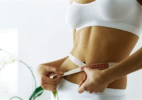 vientre plano abdomen mujer