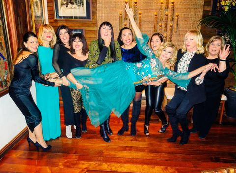 Face, Smile, Fun, Event, Social group, Happy, Wood flooring, Party, Interior design, Friendship,