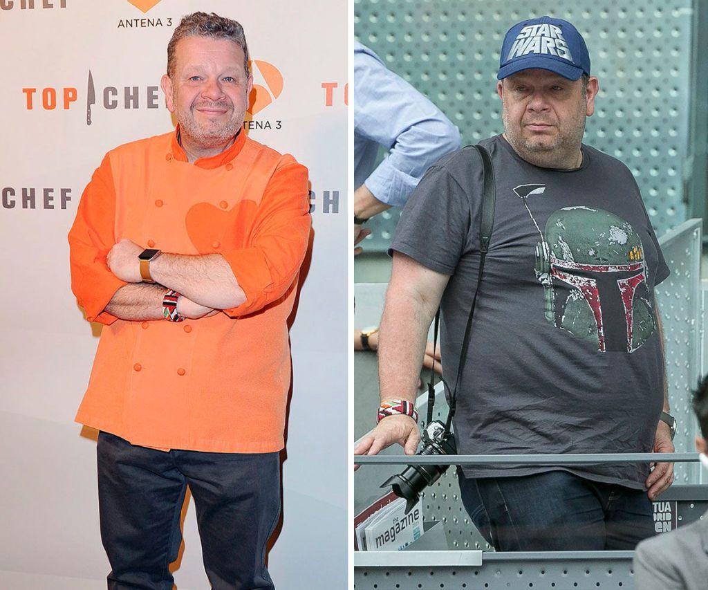 Antena 3 chicote perder peso