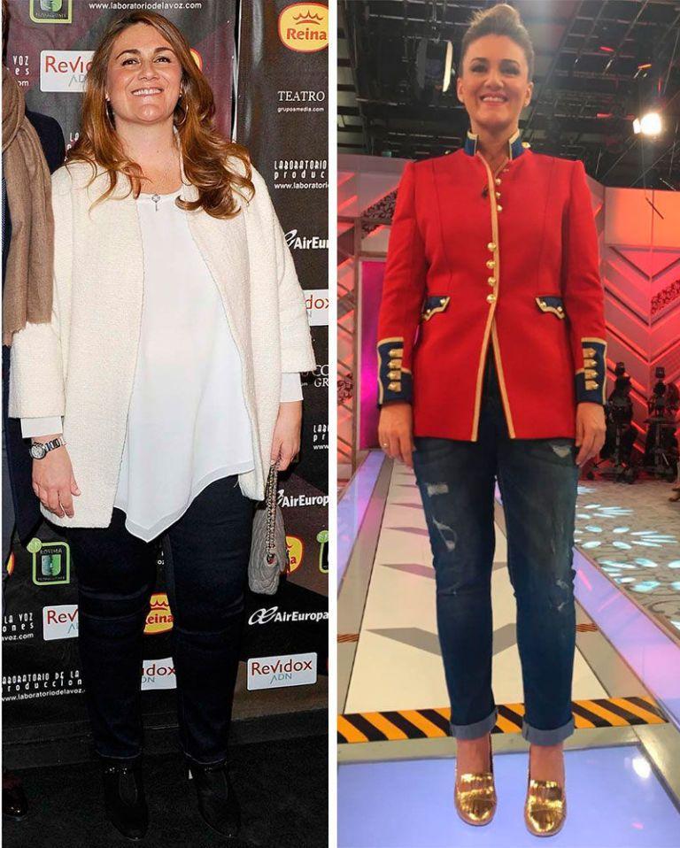 Blanca suarez ha perdido peso