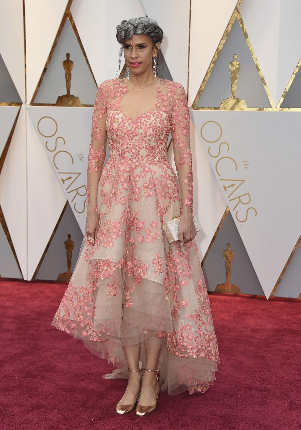 Oscar 2017: las peor vestidas de la noche