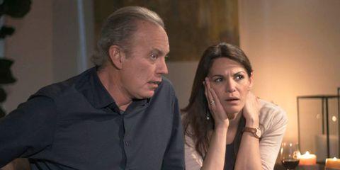 Iker Jiménez hace temblar a Bertín Osborne y Fabiola