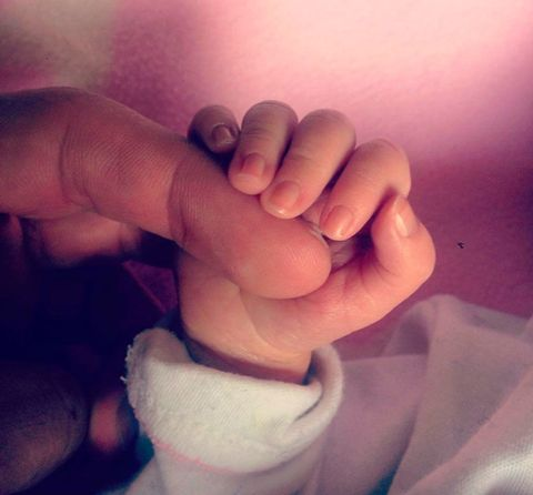 Finger, Hand, Nail, Thumb, Gesture, Child, Love, Baby, Flesh, Holding hands,