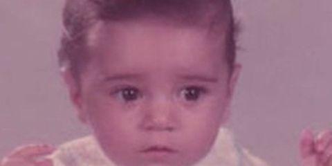 Lip, Cheek, Skin, Hairstyle, Chin, Forehead, Eyebrow, Child, Photograph, Pink,