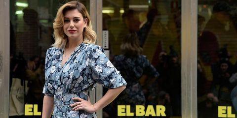 Blanca Suárez presentación El Bar