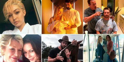 Collage, Selfie, Photography, Art, Fun, Photomontage,