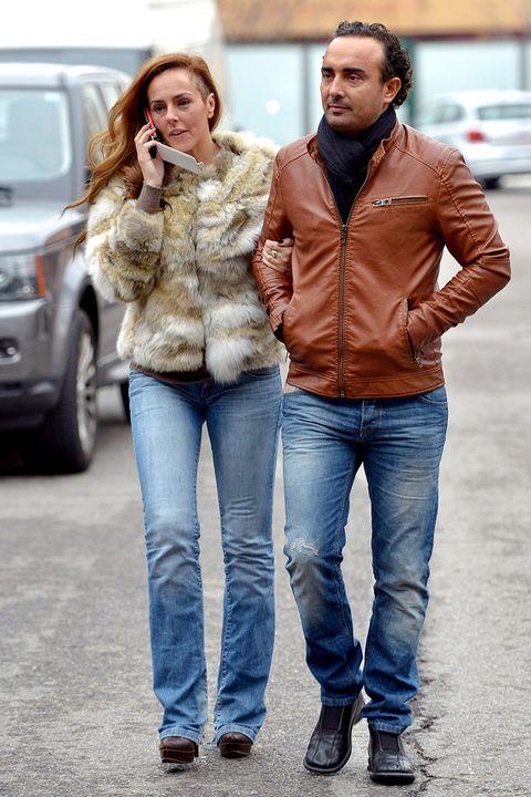 Clothing, Denim, Trousers, Jeans, Textile, Outerwear, Jacket, Automotive exterior, Style, Street fashion,