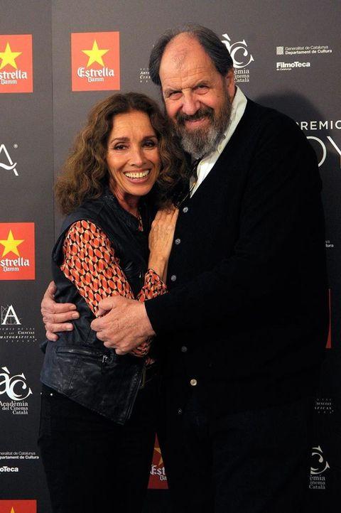 Ana Belén y Josep Maria Pou
