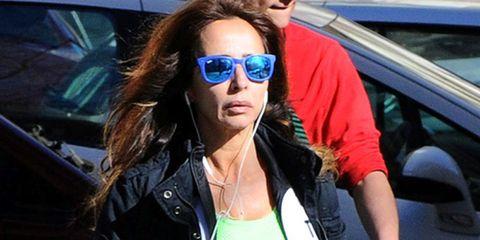 Eyewear, Sunglasses, Hair, Cool, Glasses, Vision care, Lip, aviator sunglass, Black hair, Street fashion,