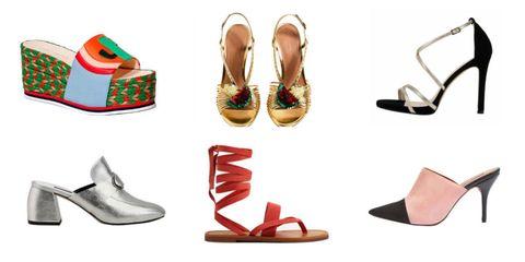 7b0cd5ec Ha llegado el momento de guardar el pesado calzado de invierno y apostar por  sandalias y mules ¡ve preparando tus looks!