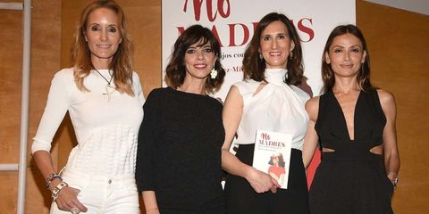 Libro No madres